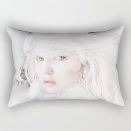 Heart of Glass Rectangular Pillow