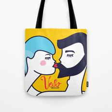 Kiss (Part III) Tote Bag