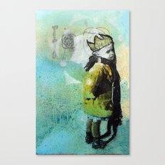 Principito Canvas Print