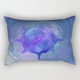 Abstract Mandala 350 Rectangular Pillow