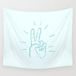 DEUCES Wall Tapestry