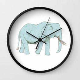 Fil Wall Clock