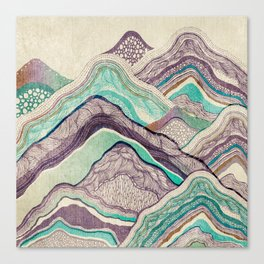 Hillside Canvas Print