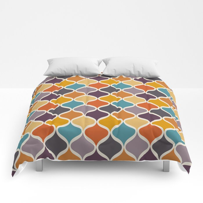 Moroccan Fall 2 Comforters