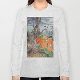 Peter the Pumpkin Eater Long Sleeve T-shirt