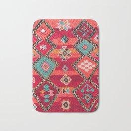 18 - Traditional Colored Epic Anthique Bohemian Moroccan Artwork Bath Mat