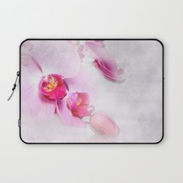Colurful Orchid Laptop Sleeve