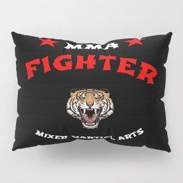 MMA Fighter Tiger Pillow Sham