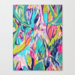 Jungle Jewels Canvas Print