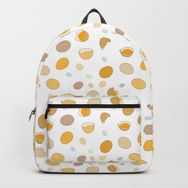 Space Eggs Backpack