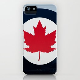 RCAF LOGO iPhone Case