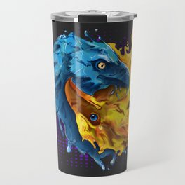 Eagles Elemental Yin Yang Travel Mug