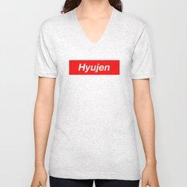 Hyujen_2 Unisex V-Neck