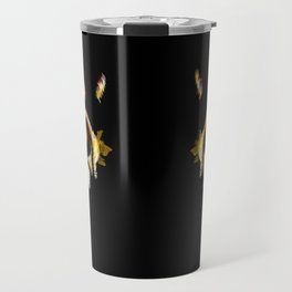Lion Eyes Travel Mug