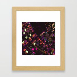 Abstract 346 Framed Art Print