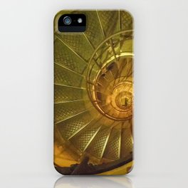 One More Step iPhone Case
