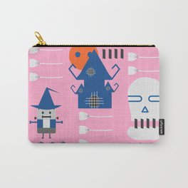 Fantastic Halloween in pink Carry-All Pouch