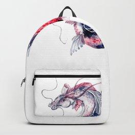 Koi Dragon Backpack