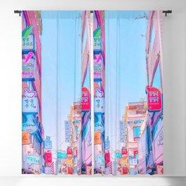 Anime Seoul Blackout Curtain