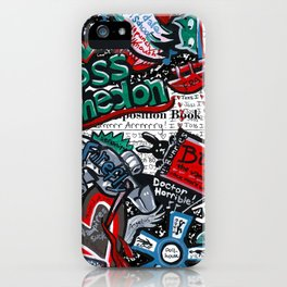 I heart Joss Whedon iPhone Case