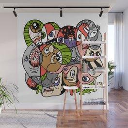 Daily Drawing 2321 Wall Mural