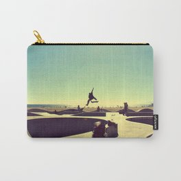 SKATER AT VENICE Carry-All Pouch