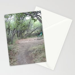 Quiet Place Stationery Cards