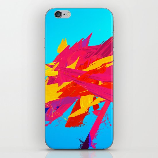 You Mean the World to Me iPhone & iPod Skin