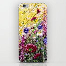 Monty's Garden iPhone Skin