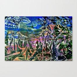Cali, Colombia Canvas Print