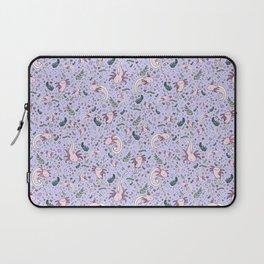 Axolotl Pattern Laptop Sleeve