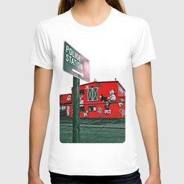 Police Station T-shirt