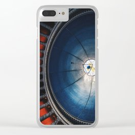 Mind, Body, and Spirits Clear iPhone Case