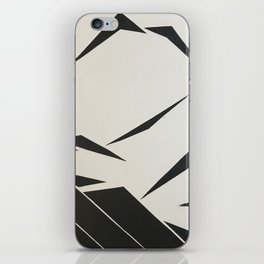 When Mountains Move - B iPhone Skin