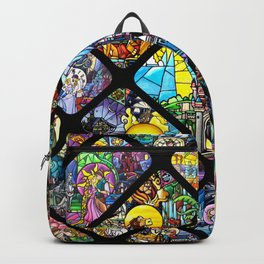 All of The Magic Backpack