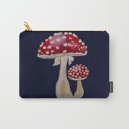 Fly Agaric Carry-All Pouch
