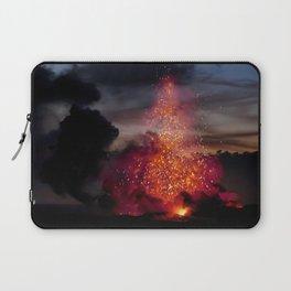 Kilauea Volcano at Kalapana 3a1 Laptop Sleeve