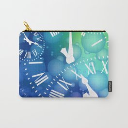Time bubble Carry-All Pouch
