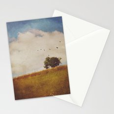 A Beautiful Afternoon Stationery Cards