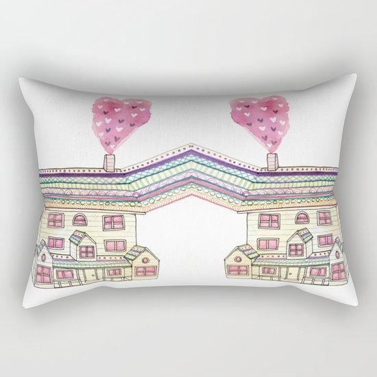Dream Home Rectangular Pillow
