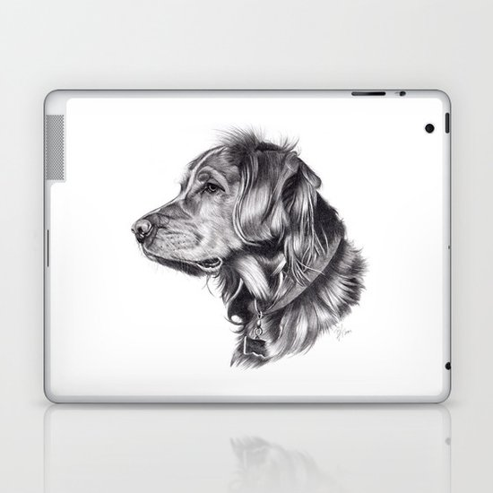 Retriever Laptop & iPad Skin