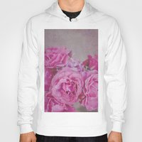 rose Hoodies featuring Rose by Pure Nature Photos