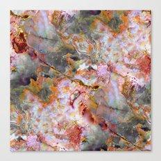 Rainbow Marble 1 Canvas Print