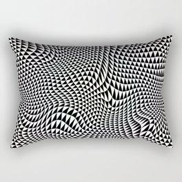 TESSELATION ABYSS Rectangular Pillow