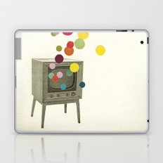 Colour Television Laptop & iPad Skin