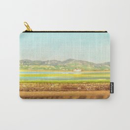 SPRING COLORS IN SALINAS Carry-All Pouch