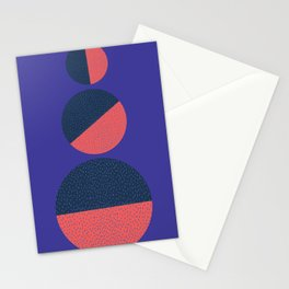 Series Circle Stationery Cards