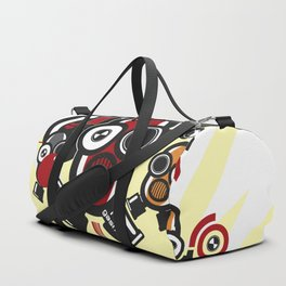 Mask Duffle Bag