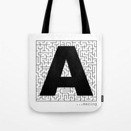 A-Maze-ing Tote Bag