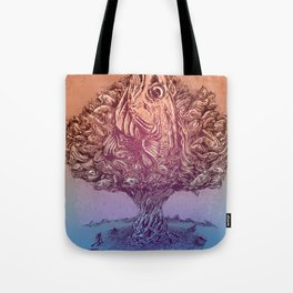 Fishsticks Tote Bag